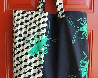 Beetle Bag - Big Carryall Tote Bag