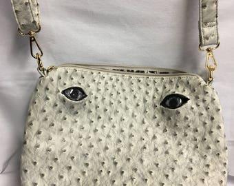 Mimic, Monster bag, Faux leather purse
