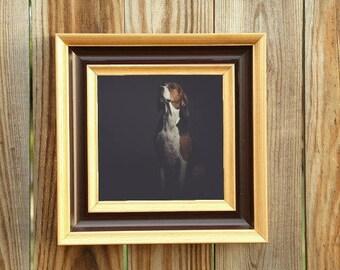 Mahogany 8x8 Gold Leaf Photo Frame, 8x8 Square Gold Picture Frame, 8x8 Antique Gold Frame, 8x8 Ornate Gold Photo Frame 8x8 Rustic Gold Frame