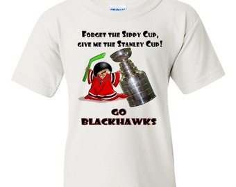Chicago Blackhawks Stanley Cup Kids T-Shirt, Blackhawks Baby Shirt, Chicago Hockey Shirt, Chicago Blackhawks Fan Shirt, Blackhawks Toddler