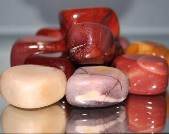 Mookaite Tumbled Stone
