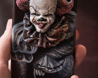Pennywise Phone Case Handmade