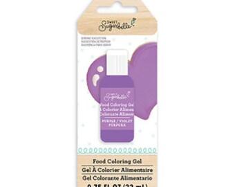 Sweet Sugarbelle Gel Food Coloring .75 oz - Purple