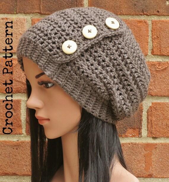 1e6c4927 france womens baker boy knitted hat pattern 001c2 b529c
