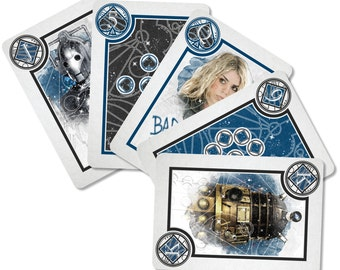 Doctor Who Deck (The 10TH Doctor's Deck)