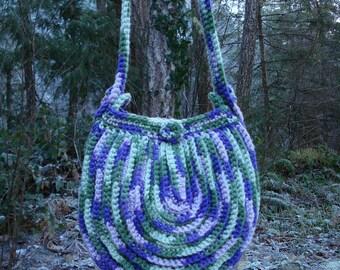 An Almost Round Bag - PA-219 - Crochet Pattern PDF