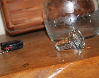 Plain Glass Stopper