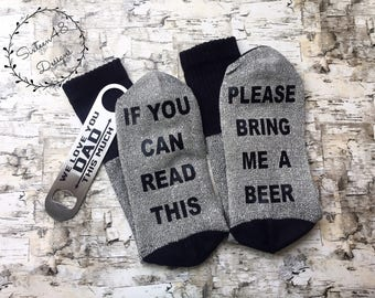Father's Day Beer Gift Set