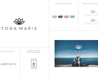 Custom Logo Design Branding    Custom Branding Package Kit    Blog Header Design    Logo Designer    Blog Branding