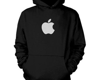 Apple Hoodie Mac OSX Computer Sweatshirt Shirt