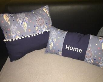 All cushion catches dreams