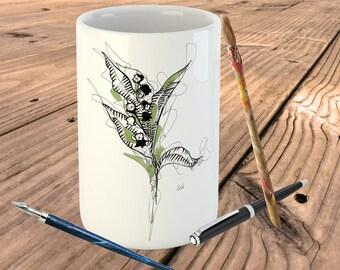 """Flower pot """"CIN Valley"""""""