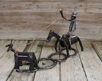 Horseshoe Cowboy