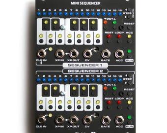 Division 6 Dual Mini Sequencer DIY Kit