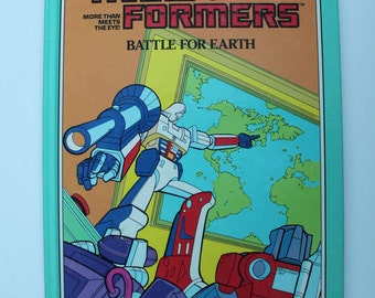 Transformers Battle For Earth 1985