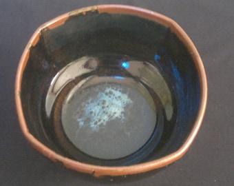 bowl hand thrown