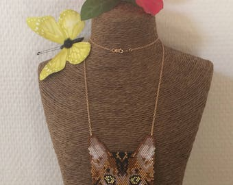 Bengal cat necklace • fashion necklace • Bengal cat necklace