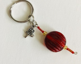 Simply Love Keychain