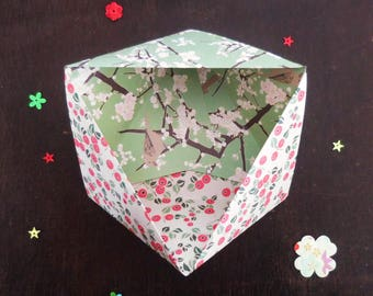 Oddments of origami paper