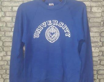 Vintage university of cincinnati sweatshirt
