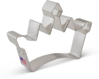 Princess Crown Cookie Cutter 4 5/8""