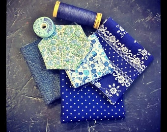 Denim Jeans patching kit