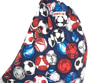 Kid's Swim Bag, Football, PE bag.