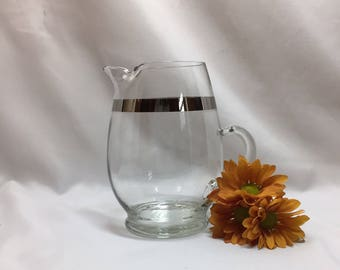 Dorothy Thorpe Style Small Pitcher