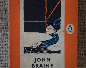 The Vodi. John Braine. A Vintage Penguin Book 1711. 1962