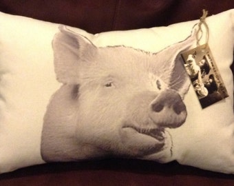 Pig Pillow / Junior