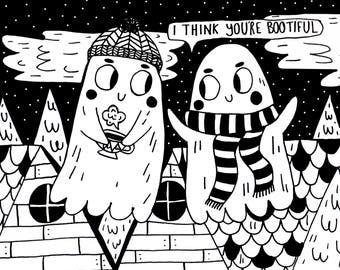 Halloween Print (SALE)