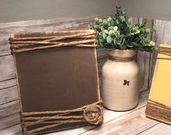 5x7 Wood Picture Frame - rustic frame 5x7 - Anniversary Gift - Wedding Gift - Wedding Centerpiece - Mothers Day - farmhouse decor