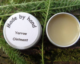 Yarrow ointment - for cuts and minor burns