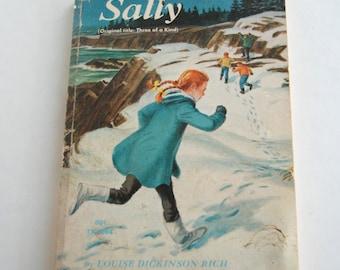 Vintage Children's Book, Sally