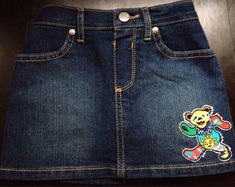 KIDS Dancing Bear Skort- Multiple sizes available
