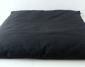 Zabuton Meditation Cushion - Black