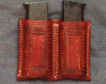 Custom Made to order Twin Mag Carrier