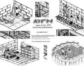 Kith Digital Colouring Pa...