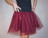 Rock Couture black tulle ...