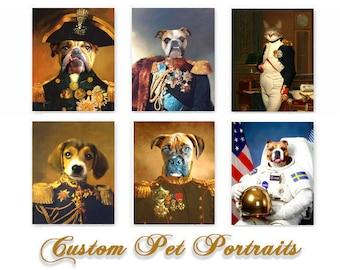 Custom pet portrait, custom portrait, pet portrait, pet drawing, dog portrait, custom dog portrait, pet memorial, pet painting