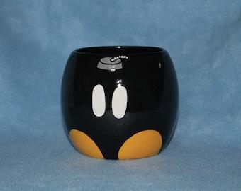 Small Bob-omb Ceramic Mug (Made to Order and Customizable)