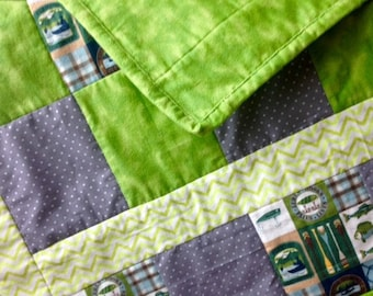 The Little Fisherman Quilt