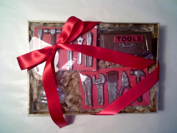 Milk Chocolate Tool Set Gift Box