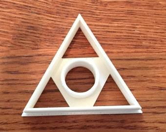 Al-Anon symbol cookie and fondant cutter