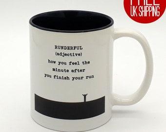 Runderful - Two tone mug