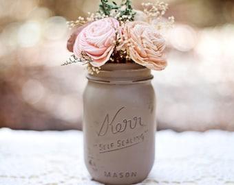 Wedding Centerpiece Flowers, Wedding Reception, Aisle Flowers, Wedding Decor, Sola Flowers, Shabby Chic Wedding, Rustic Wedding