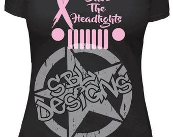 Save The Headlights Shirts for Women