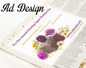 CUSTOM AD Design