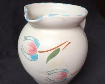 Vintage English Pottery Pitcher