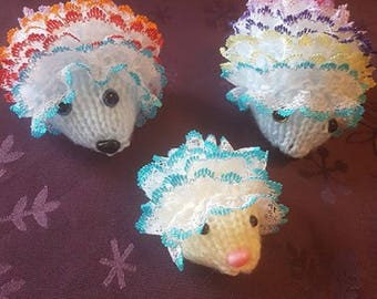 lacey hedgehog family